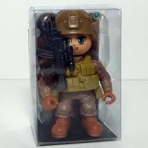 "Солдатик ""Военный"" Junfa №3"