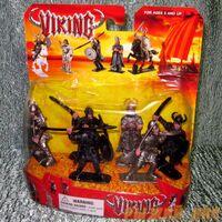 Солдатики Викинги в блистере