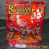 Солдатики Русские Витязи. Вид №3.
