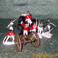 Отечественная Война 1812 года. Вид №1.