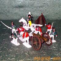 Отечественная Война 1812 года. Вид №2.