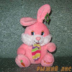 Заяц в шарфе малый