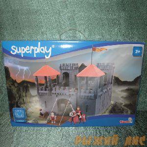 Замок с рыцарями
