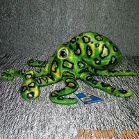 Мягкая игрушка Осьминог (зеленый)