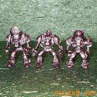 Звероботы 90-х - Отряд Фобос