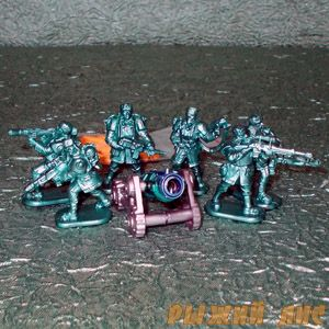 Набор Бронепехота №4 (Гвардейцы)