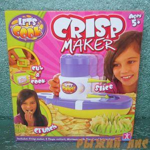 "Набор ""Готовим чипсы"""