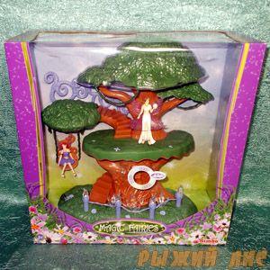 Волшебный дом на дереве