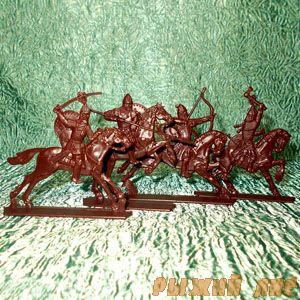 Солдатики Конные Половцы