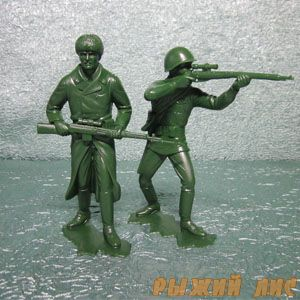 Красная армия. Вид №1