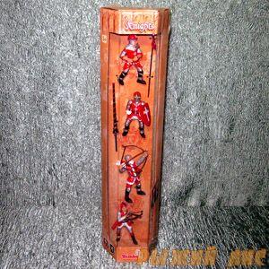 Рыцари в тубе (красные)