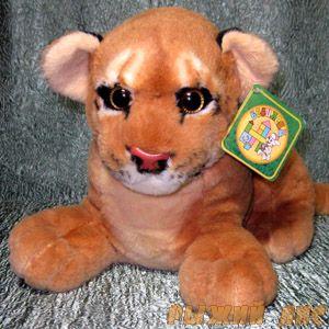 Мягкая игрушка Львенок - Девочка