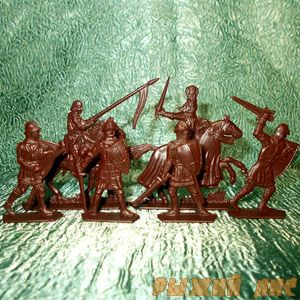 Рыцари (Люди барона Хлодомира)