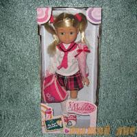 Кукла Маделяйн - Школьница