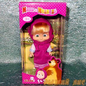 Кукла Маша в сарафане. Вид №3.