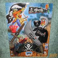 Пиратский набор оружия