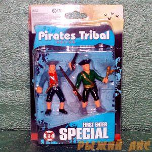 Набор Пиратов (2 шт.) Вид №1
