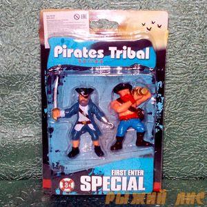 Набор пиратов (2 шт.) Вид №3