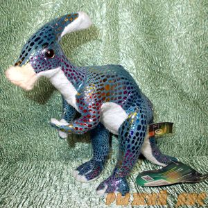 Динозавр Паразауролоф