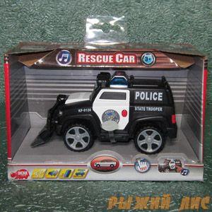 Полицейский броневик малый