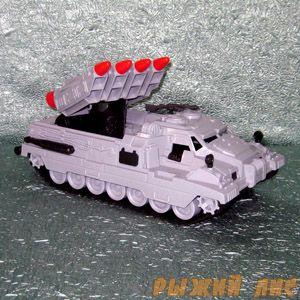 """Ракетная установка """"Морпех"""""""