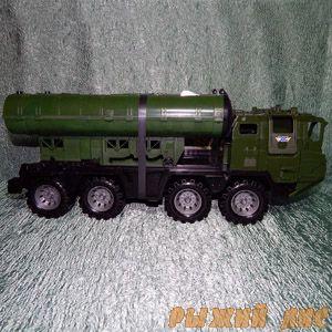 Ракетная установка ЩИТ