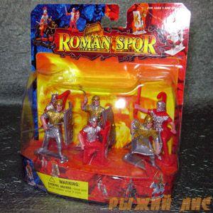 Солдатики Римские Воины. Вид №1.