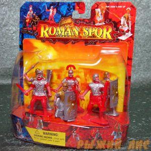 Солдатики Римские Воины. Вид №2.