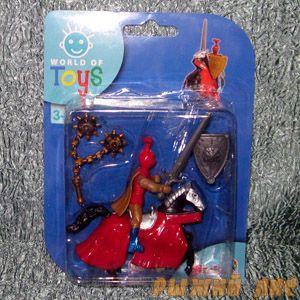 Рыцарь с лошадью (блистер). Вид №2.