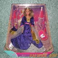 Штеффи - средневековая принцесса (Вид №1)