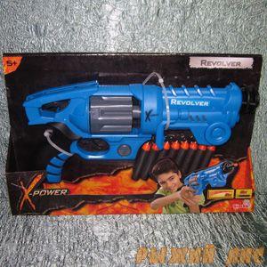 X-POWER Револьвер